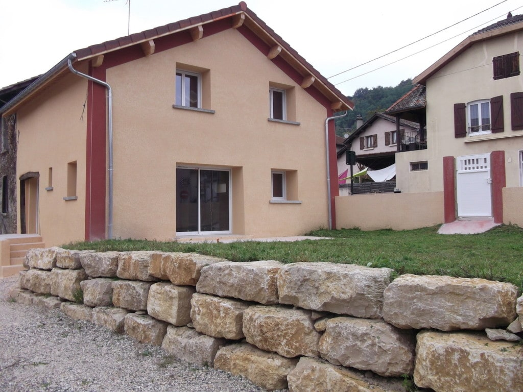 Renovation complète grange - Guillotp2a