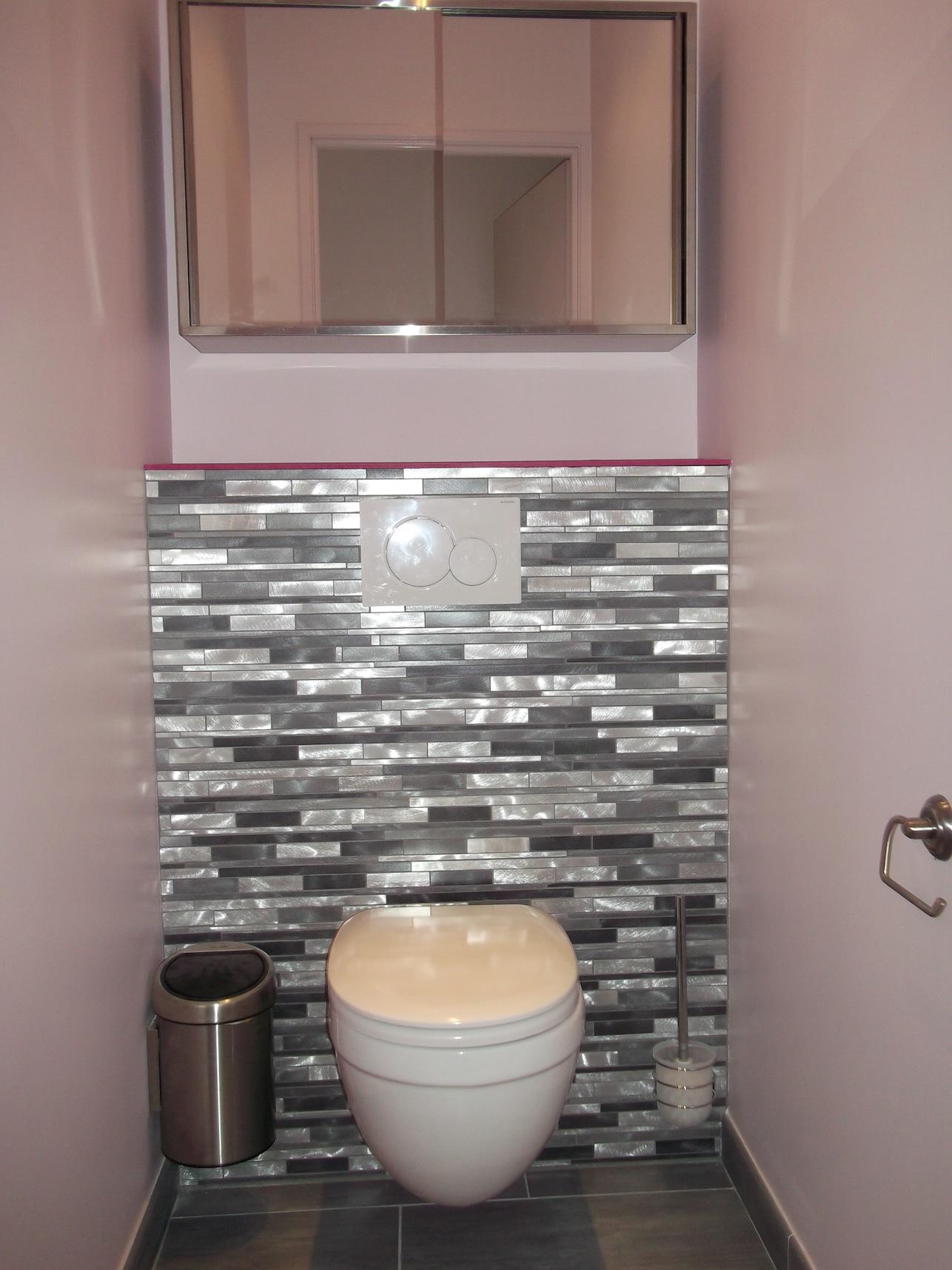 r novation de wc guillot p2a. Black Bedroom Furniture Sets. Home Design Ideas