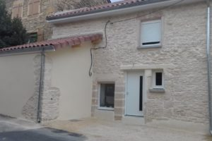 Rénovation façade - Guillot P2A - Bourgoin - Isère