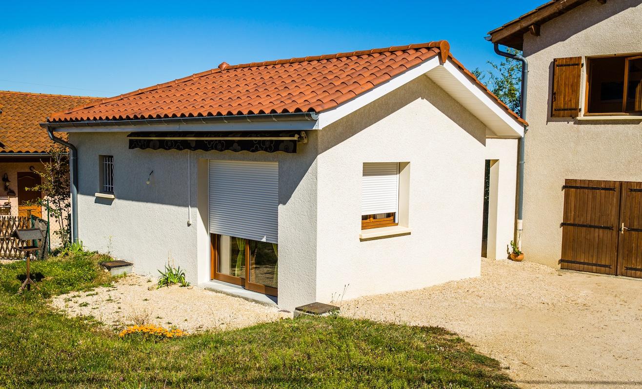 Extension maison Saint-savin